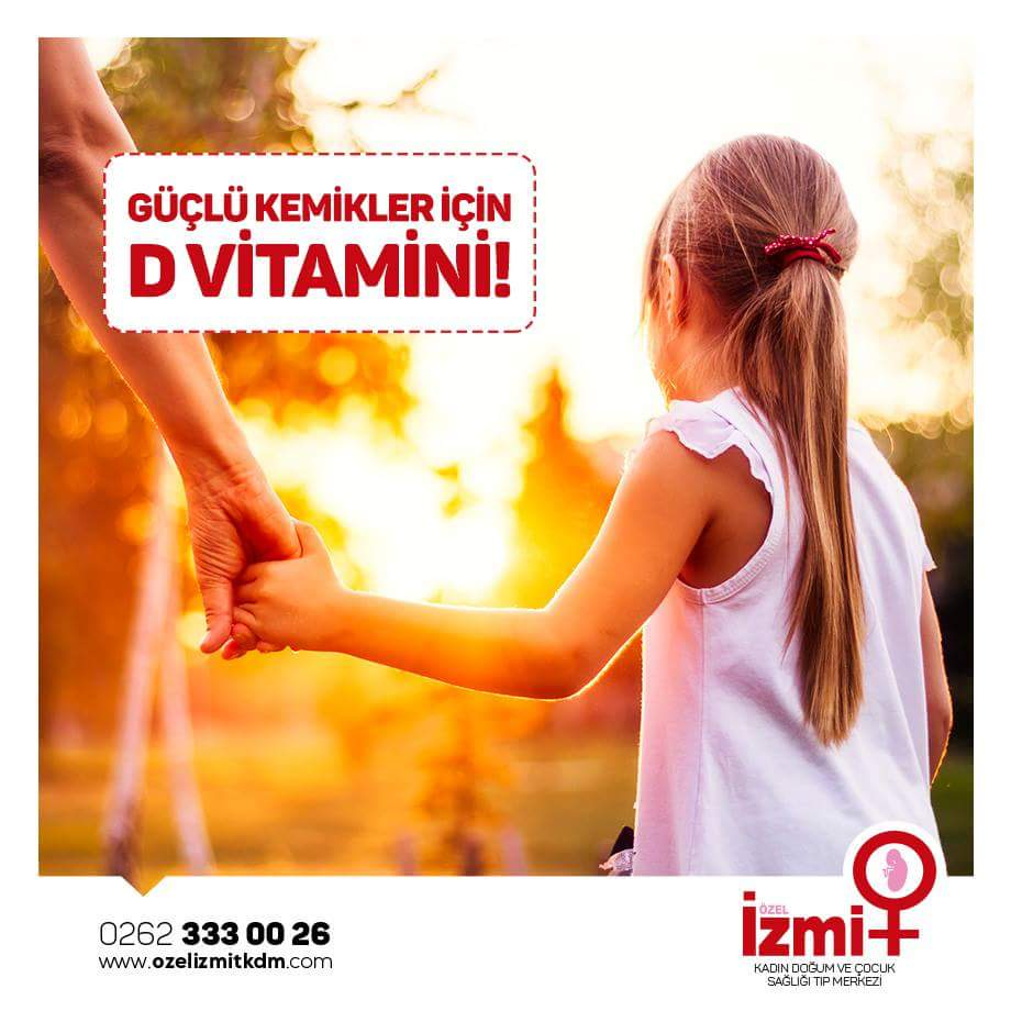 D vitamini ve kadın sağlığı