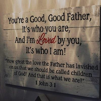 You&#39;re a good good Father. #godquotes #jesus #god #hope #trustgod #godisgood #godfirst #reality #truth #happyness #worry #pray #prayer #quote #faith #dailyquote #lifequotes #quoteoftheday #thinking #instamood #thought #time #instaquote #friendquotes #acceptance #familyfirst …<br>http://pic.twitter.com/XXMIEeoUxC