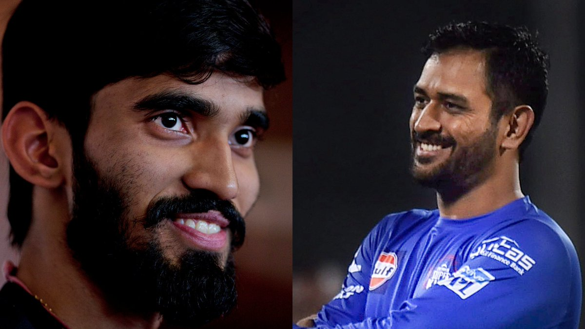 srikanth and dhoni