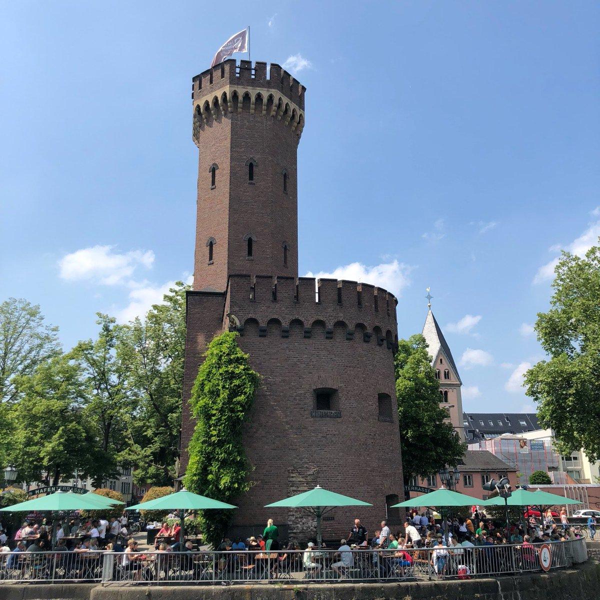 #Pfingstwetter! (Noch). (@ Malakoffturm in Köln) https://www.swarmapp.com/c/b83JyniZCxQ