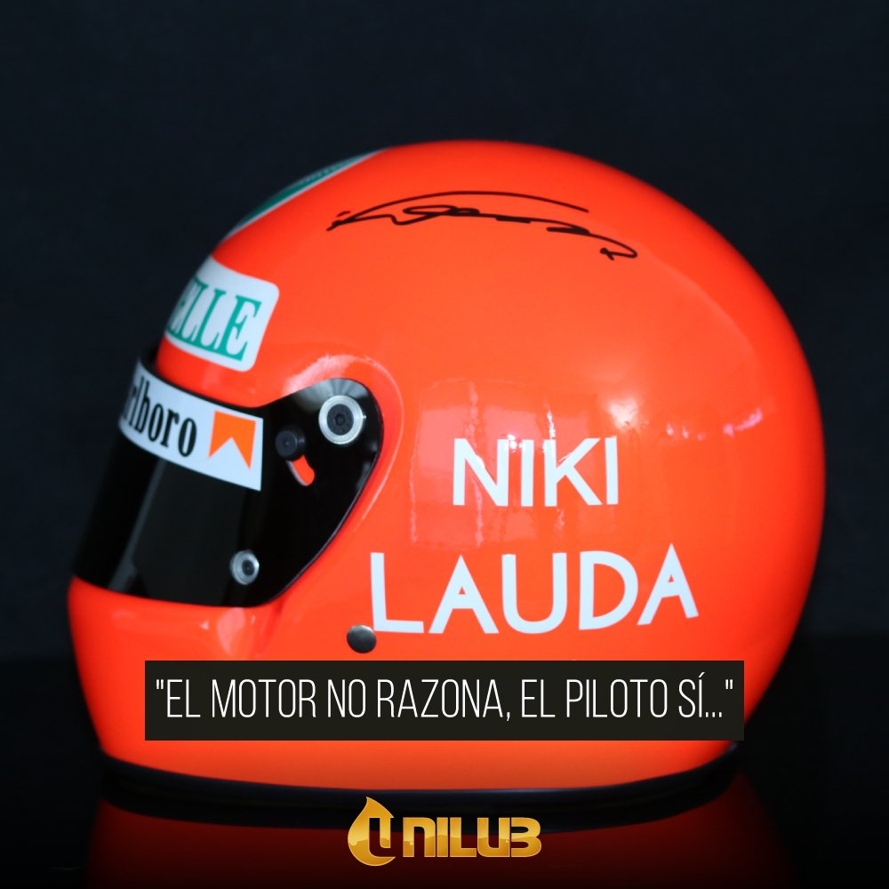 Distribuidora Unilub On Twitter Niki Lauda Nikilauda