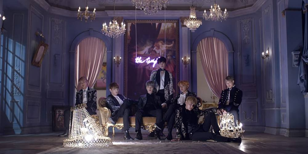 #BTS add 'Blood Sweat & Tears' MV to their growing collection of 300 million views! https://t.co/G6F3nVzCCC