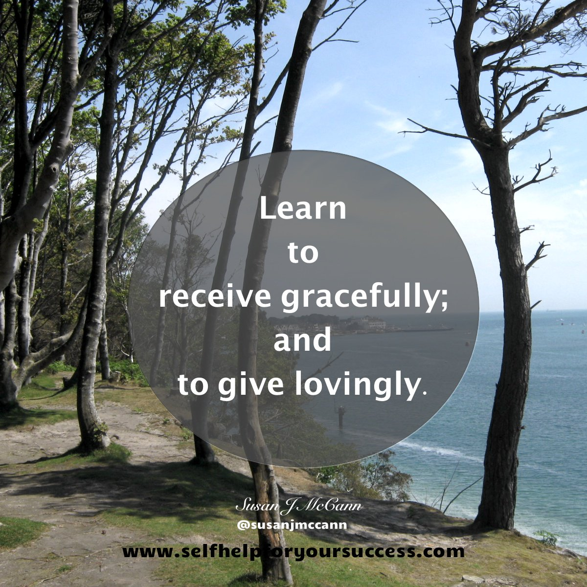 Learn to receive gracefully...  #IQRTG #quote #dailyquote <br>http://pic.twitter.com/jmjp3BgglE