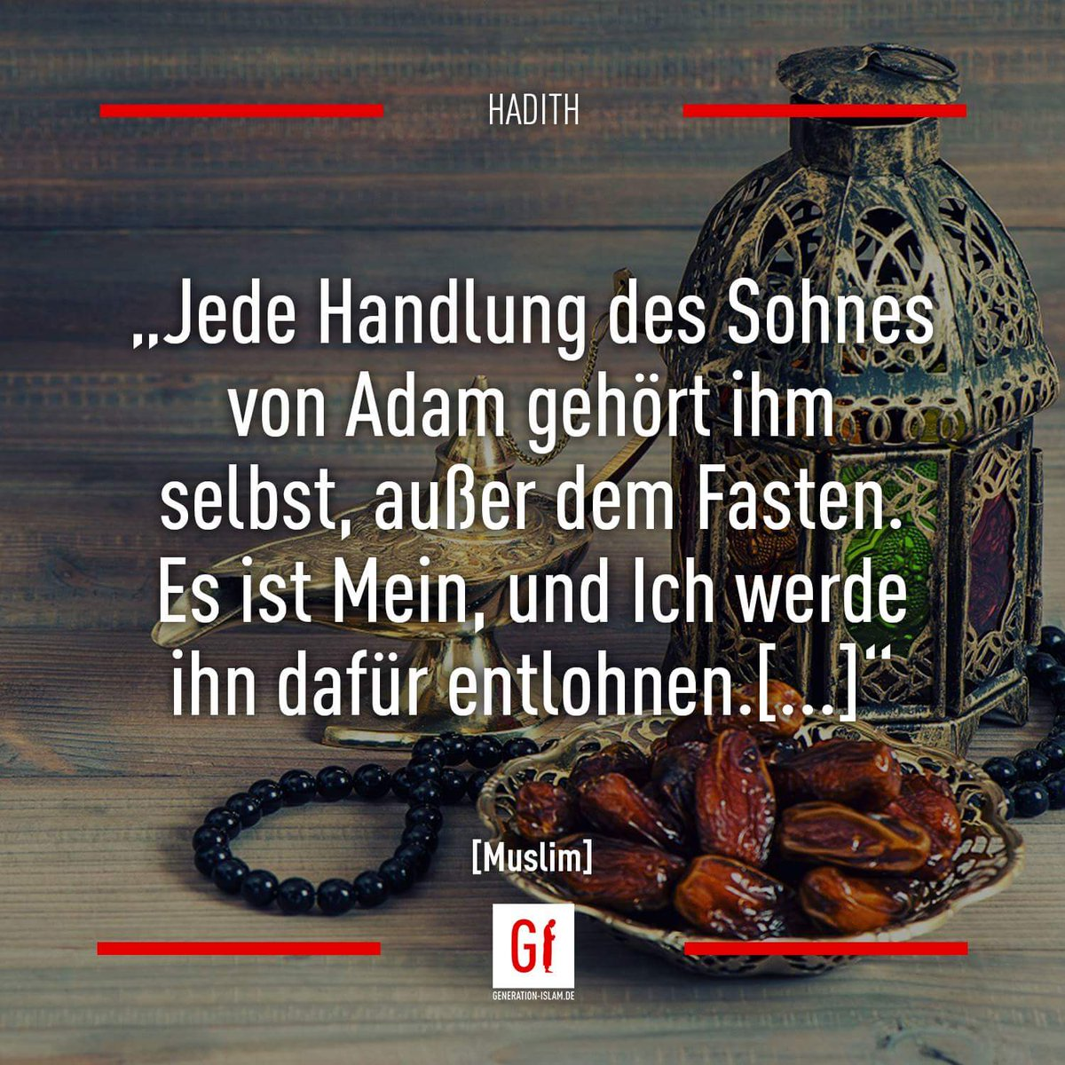 Fasten islam
