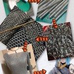 もはや編み物じゃなくて鍛冶職人w2ヶ月半かけて針金で「鎖帷子」を作っちゃった人w