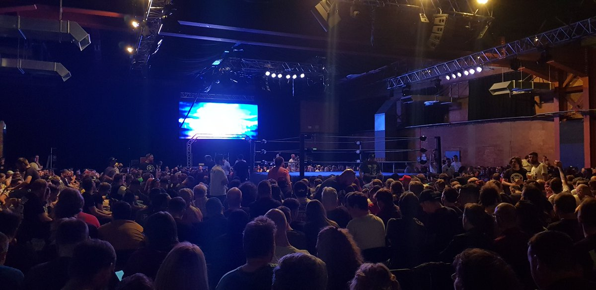 Was ticketless like 60 mins ago. In a strange turn of events Im here at #Chapter69 Be Here Now. #ThisIsProgress