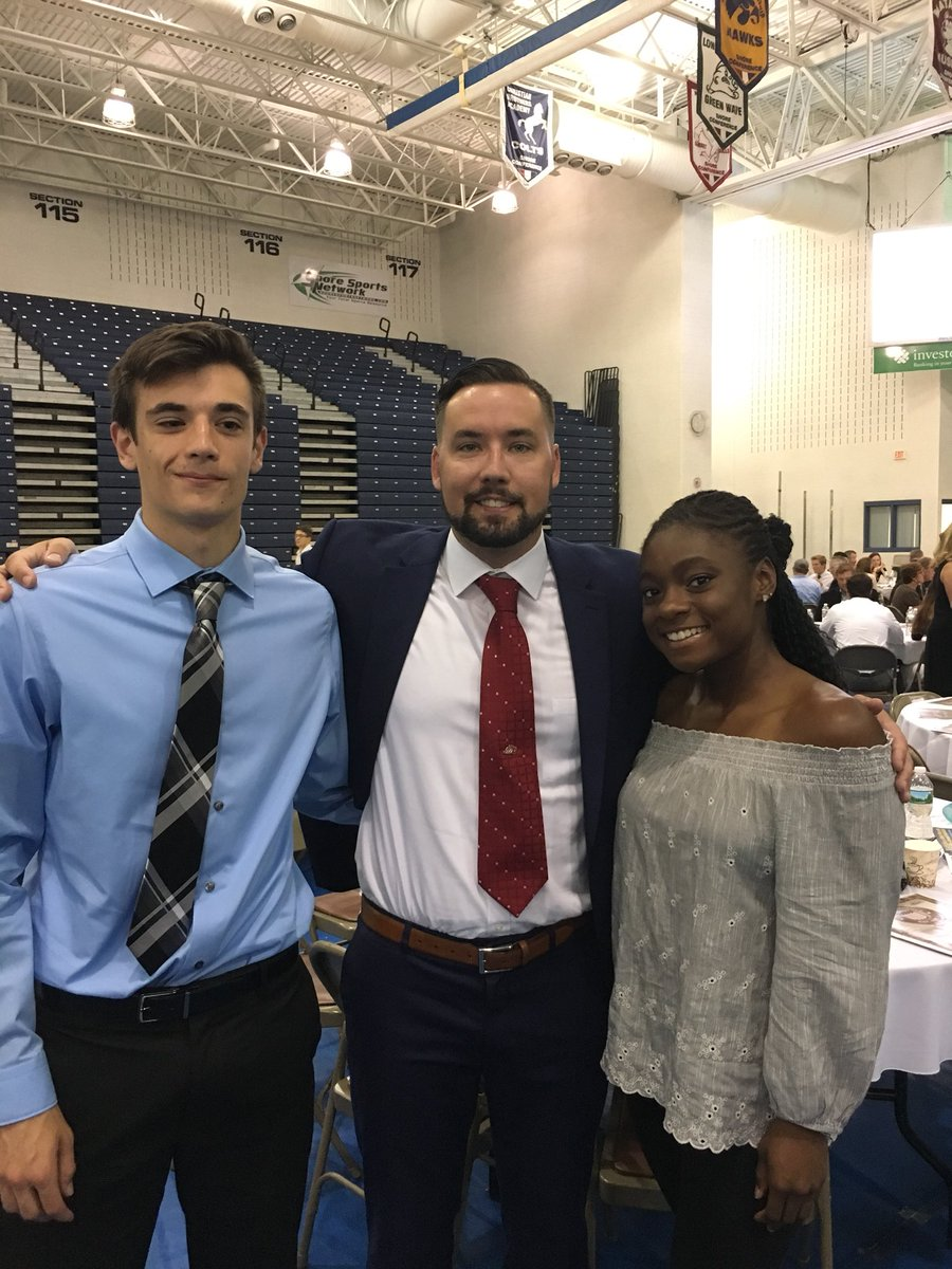 Congratulations Matt Campbell and Va'Shayna Williams: Jackson Liberty's Shore Conference Sportsmanship Award Recipients! We are very proud of you! #PRIDE <br>http://pic.twitter.com/Kq3T7r3eRt