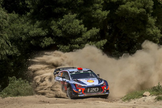 #RallydePortugal Foto