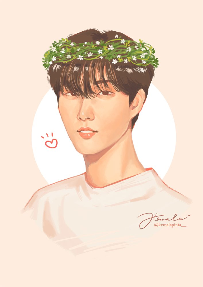 Anyway the black-hair ver.  #practice #study #portrait #데이식스 #DAY6 #day6fanart #영케이 #YoungK #kemalaillust<br>http://pic.twitter.com/j5rgMYK9wS