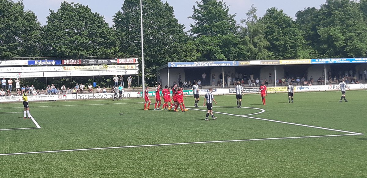 Van een 2-0 achterstand naar 3-4 voorsprong doelpuntenmaker Nico Ramos