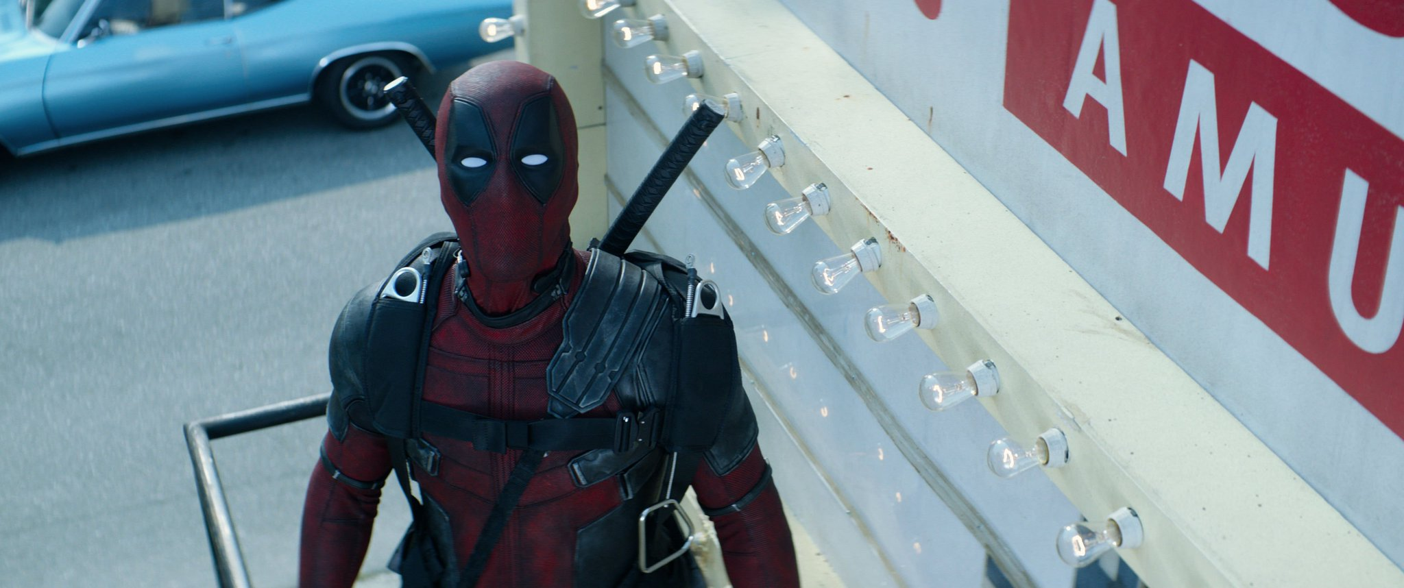 Deadpool 2 is wilder, crazier, and funnier than the original film https://t.co/JwVDBrfHzB https://t.co/ycfNDDMr8u