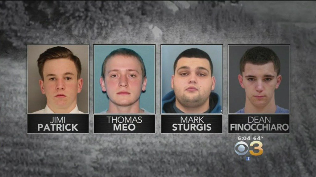 Cosmo DiNardo, Sean Kratz In Court Today In Bucks County Killings  https://www. avnblogfeed.com/cosmo-dinardo- sean-kratz-in-court-today-in-bucks-county-killings/ &nbsp; … <br>http://pic.twitter.com/Gai9OQmcoG