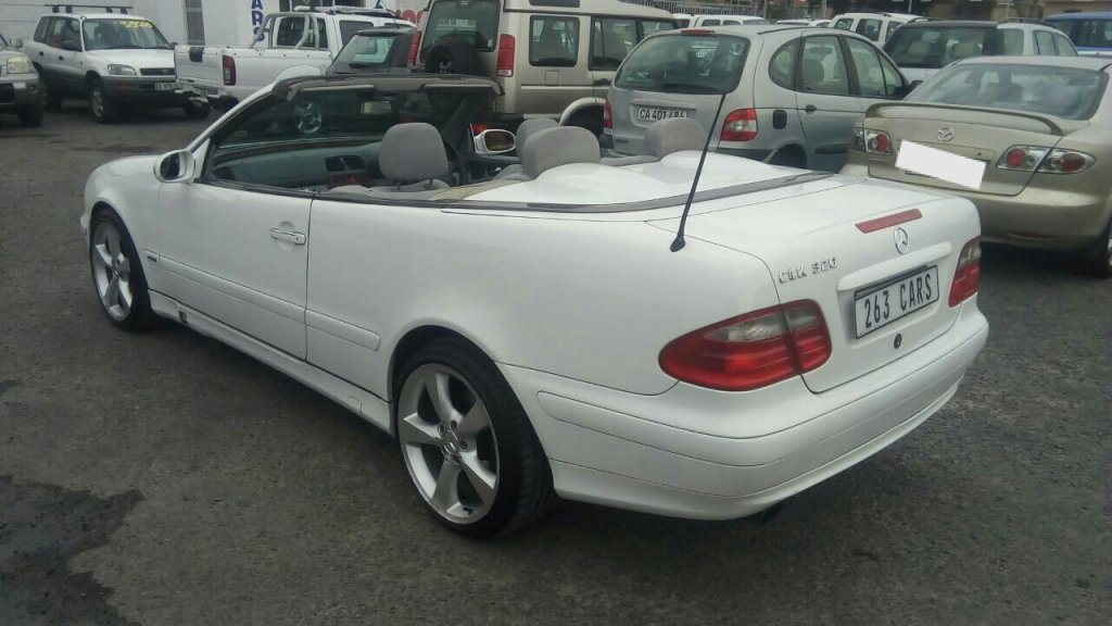 Nadir On Twitter Mercedes Benz Clk320 Convertible Automatic 2000 On Special Sale R75000 Not Neg Https T Co N5jyvm6pnf