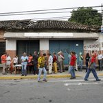 Tepid turnout as Maduro seeks re-election in condemned Venezuela vote https://t.co/WT8Kl4Qhvo