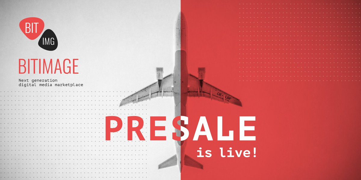 We just want to remind you that #BitImage #presale is live! Click the link to #join the nextgen digital media #marketplace!  http:// bit.ly/BIMtokensale  &nbsp;  <br>http://pic.twitter.com/Ti4LbJPUfj