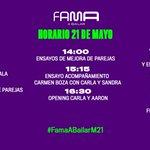 #FamaABailarM21