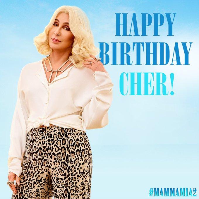 Happy birthday to the fabulous
