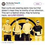 Fixed that for you, ya weird Nazi-enabling old shits