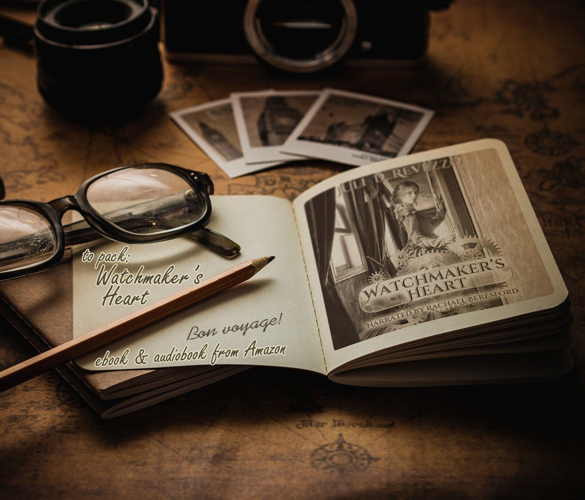Phoebe's shocking invention might cause a stir. Check out WATCHMAKER'S HEART #audiobook https://t.co/jK0gPbeCZY  Kindle: https://t.co/THnWt5jZF6  #free w/ #AmazonPrime #Victorian #Romance #steampunk #authorRT Pls RT