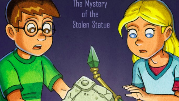 If your early reader is always eagerly awaiting the next exciting mystery to solve, then they are sure to love these exciting mystery chapter books: spr.ly/6012D5tuE (via @BNKids)