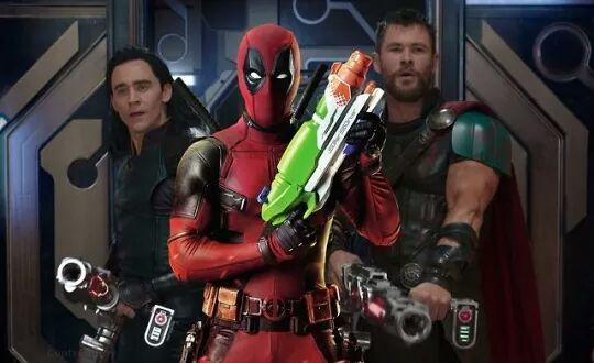 Tom Hiddleston Mex's photo on #Deadpool2