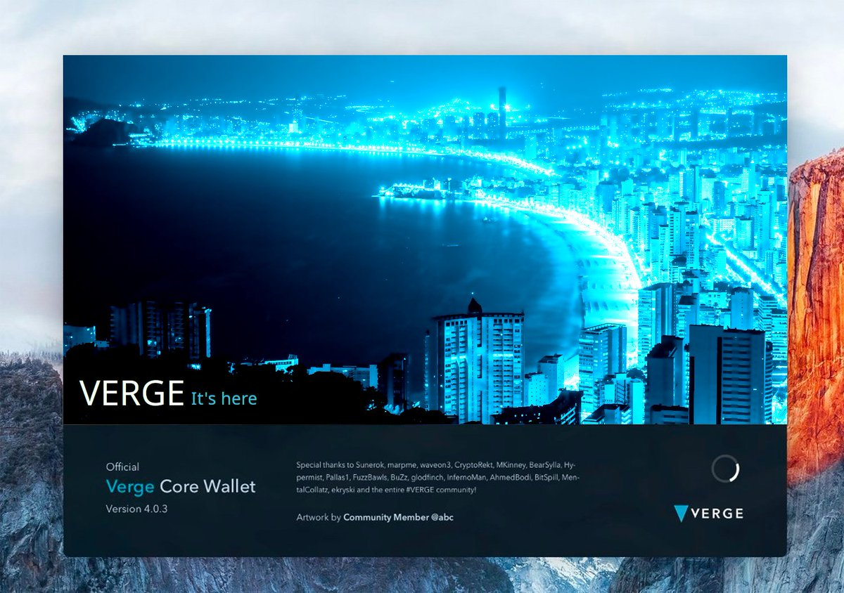Another image for #VergeArtwork #XVG $XVG @vergecurrency<br>http://pic.twitter.com/cm7q63jiyy