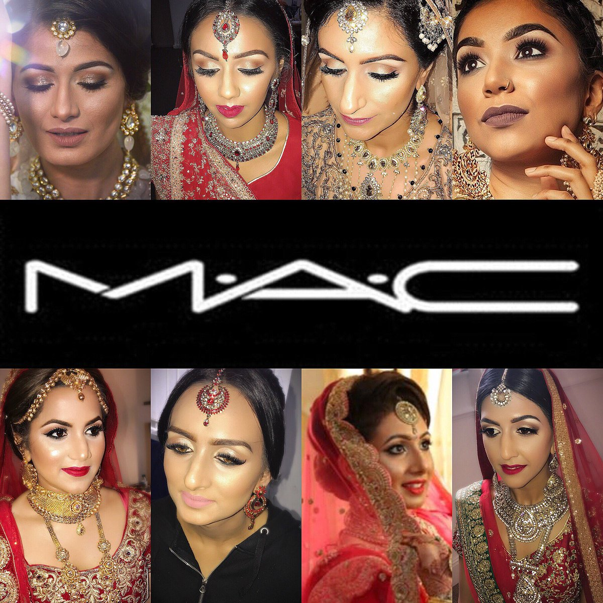 Mac Cosmetics Bridal Makeup Free