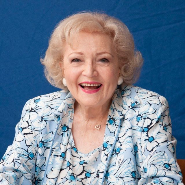 Betty White is 53 years older than Katie Hopkins...