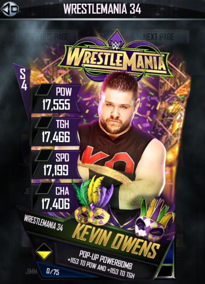 Wwe Supercard On Twitter This Weeks Team Road To Glory Features