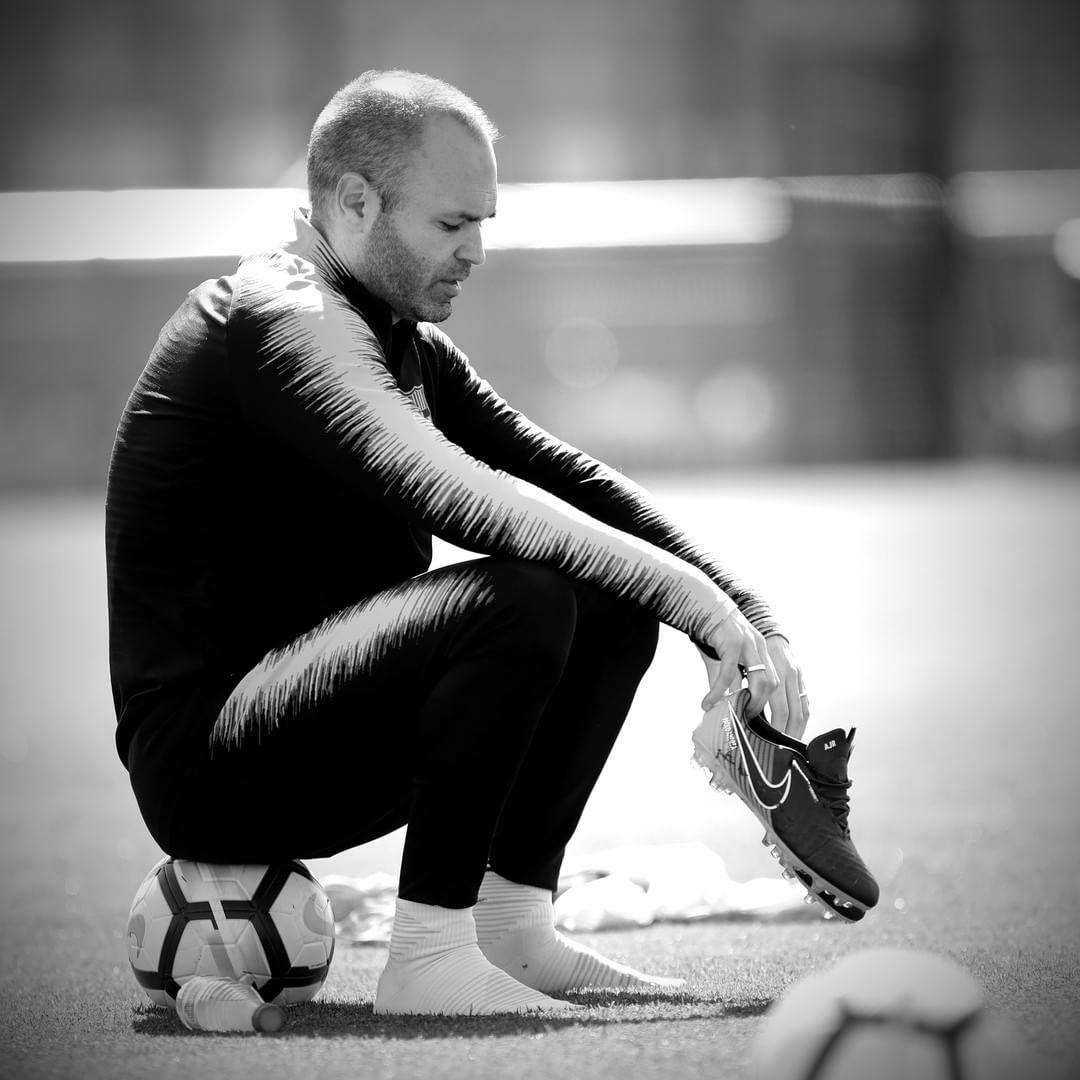 We will miss you, Capi.#Iniesta #Infinit8Iniesta  #ForçaBarça #VisçaBarça #love #Like4like #like4follow <br>http://pic.twitter.com/w8lEQyjr1H