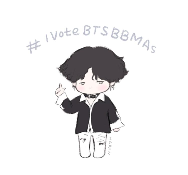 #IVoteBTSBBMAs @BTS_twt