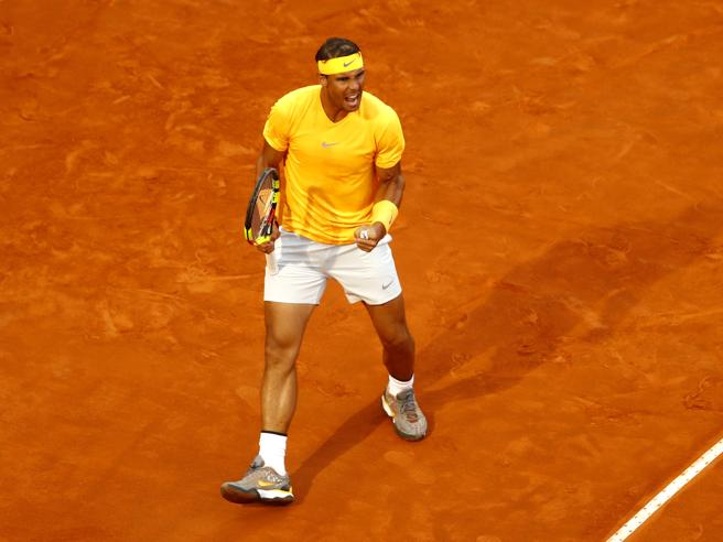 Tennis, Internazionali d'Italia: Nadal ancora re di Roma, battuto Zverev https://t.co/9xlRpCfynT
