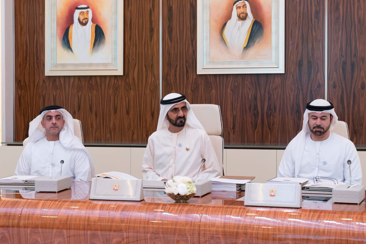 At today's Cabinet meeting, we decided to allow 100% foreign ownership of companies in UAE, with a 10 year visa for investors,scientists, doctors, engineers, entrepreneurs and innovators. The UAE has always welcomed, and always will, innovators and business leaders