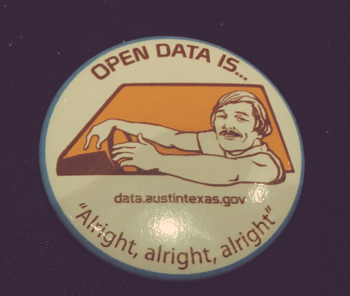 It's been real, @VisitAustinTX @austintexasgov! Thank you for living to your rep as a vibrant music town. Your new toy museum also opened a floodgate of memories. Final thx to @socrata for convening great group #OpenData practitioners. #KeepAustinWeird #Voltron<br>http://pic.twitter.com/jJWONQqWEQ