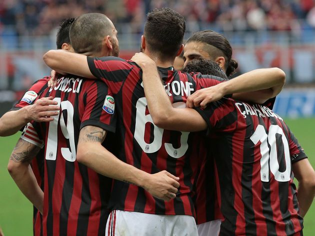 Video: AC Milan vs Fiorentina