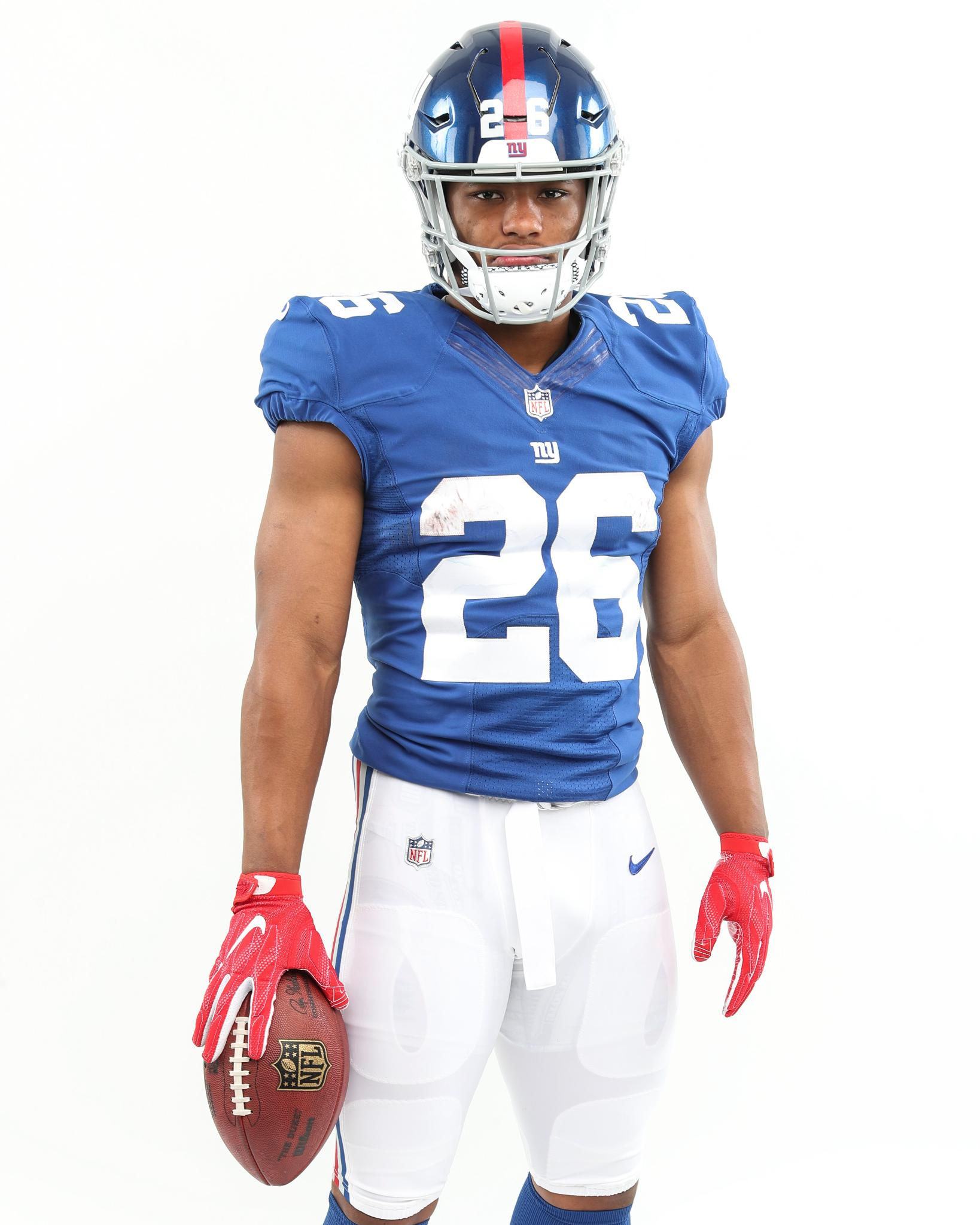 .@saquon will rush for ____ yards in 2018. #RookiePremiere https://t.co/Tud7AuMJun