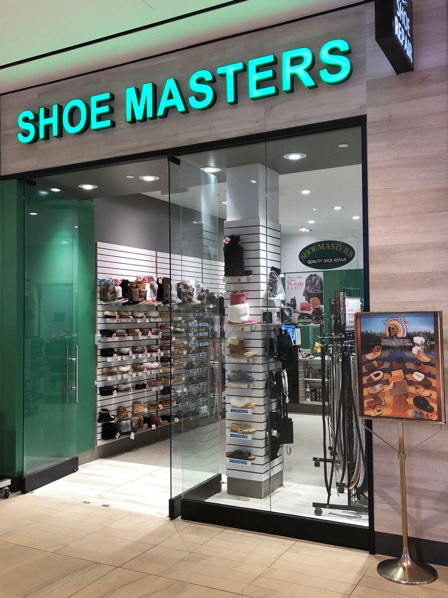 mall shoe repair
