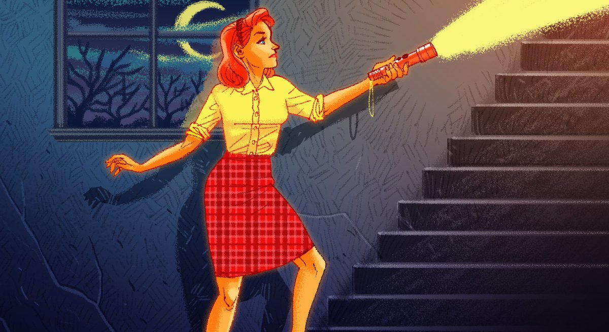 The Nancy Drew video games showed me how to speak truth to power https://t.co/fyd5qnZOYz