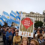#MarchaPorLaVida