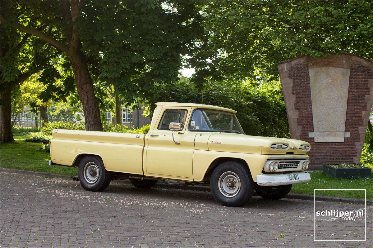 1961 Chevy Apache Pickup Truck Thomas Schlijper On Twitter Chevrolet C20 Fleetside 1605 1719 Https Tco 4aq16xubqq Amsterdam Marineterrein