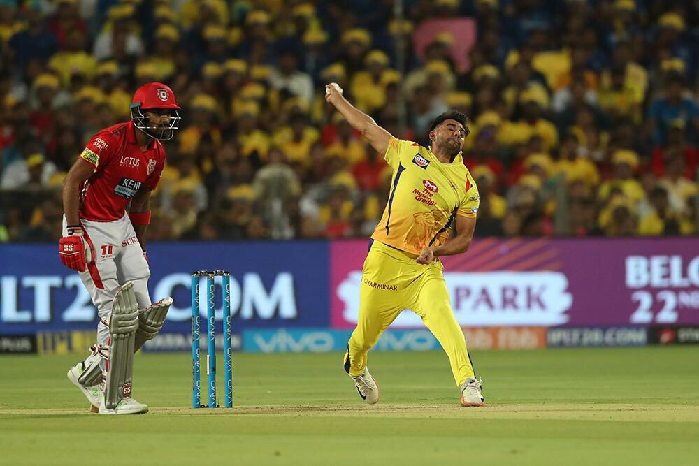 Fantastic feeling to finish the league stage just the way we started...A win! 😀 Special shout out to #LungiNgidi and #DeepakChahar for terrific contributions. @ChennaiIPL #IPL2018