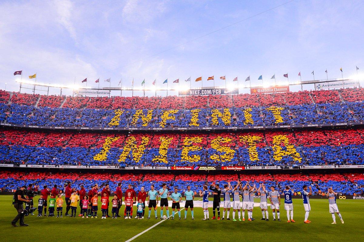 Iniesta Forever 😍