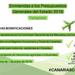 Image for the Tweet beginning: [#PGE2018] La bonificación del 75%
