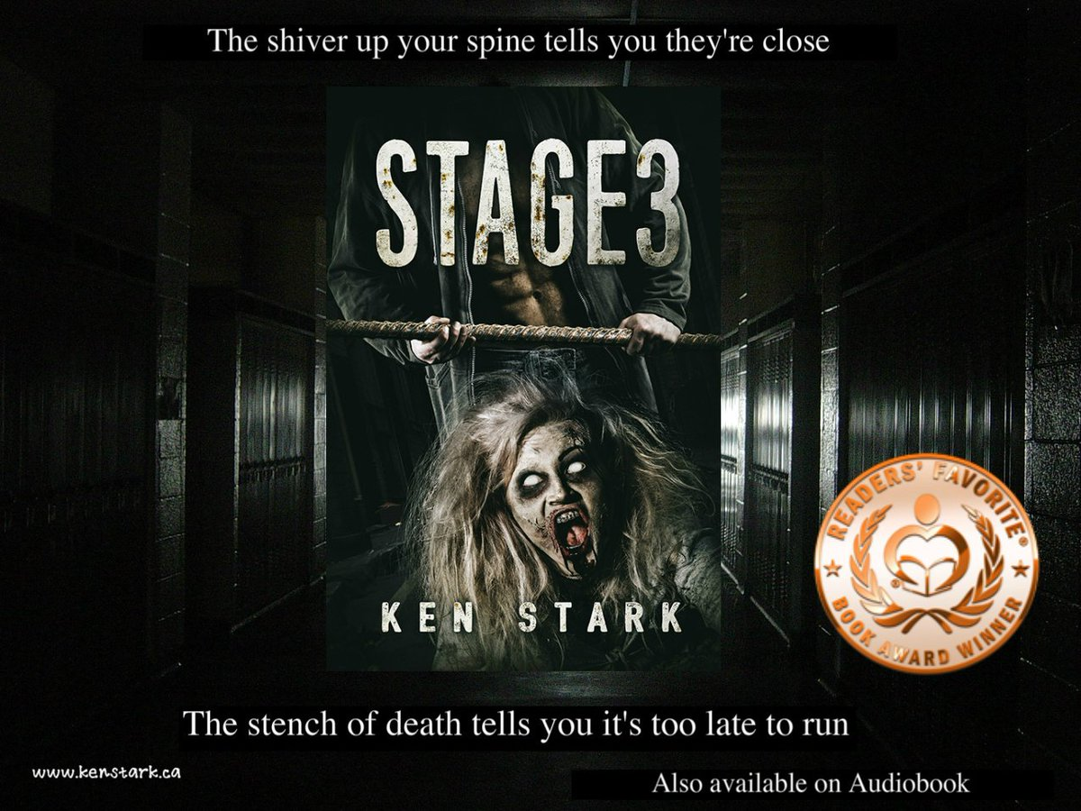 It was always worse at night. Those things owned the darkness.   https://www. amazon.com/dp/B01CYITYOS  &nbsp;   #horror #amwriting #zombie #apocalypse #survival #thriller #series #ReadersFavorite Read #Stage3 for #FREE on #KindleUnlimited<br>http://pic.twitter.com/TufJqsyPkZ