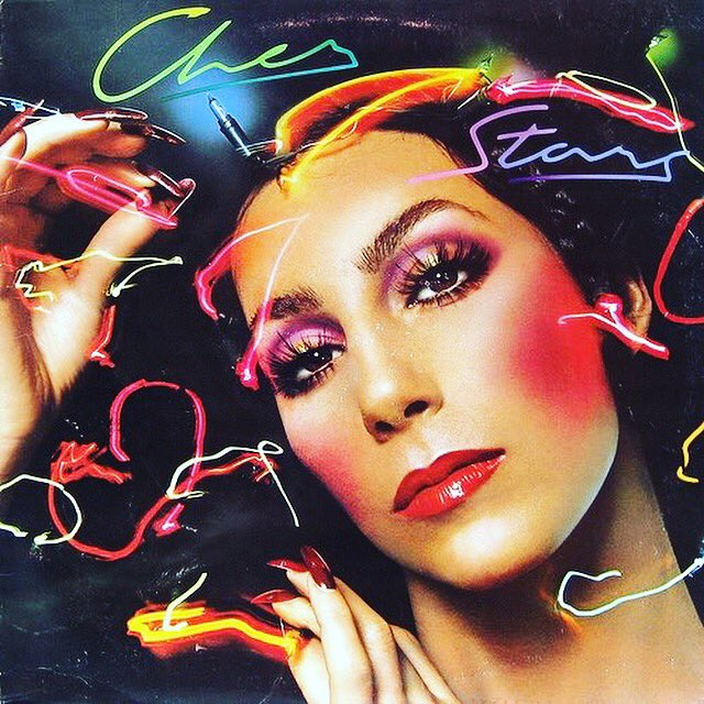 Happy 72nd Birthday, Cher  .