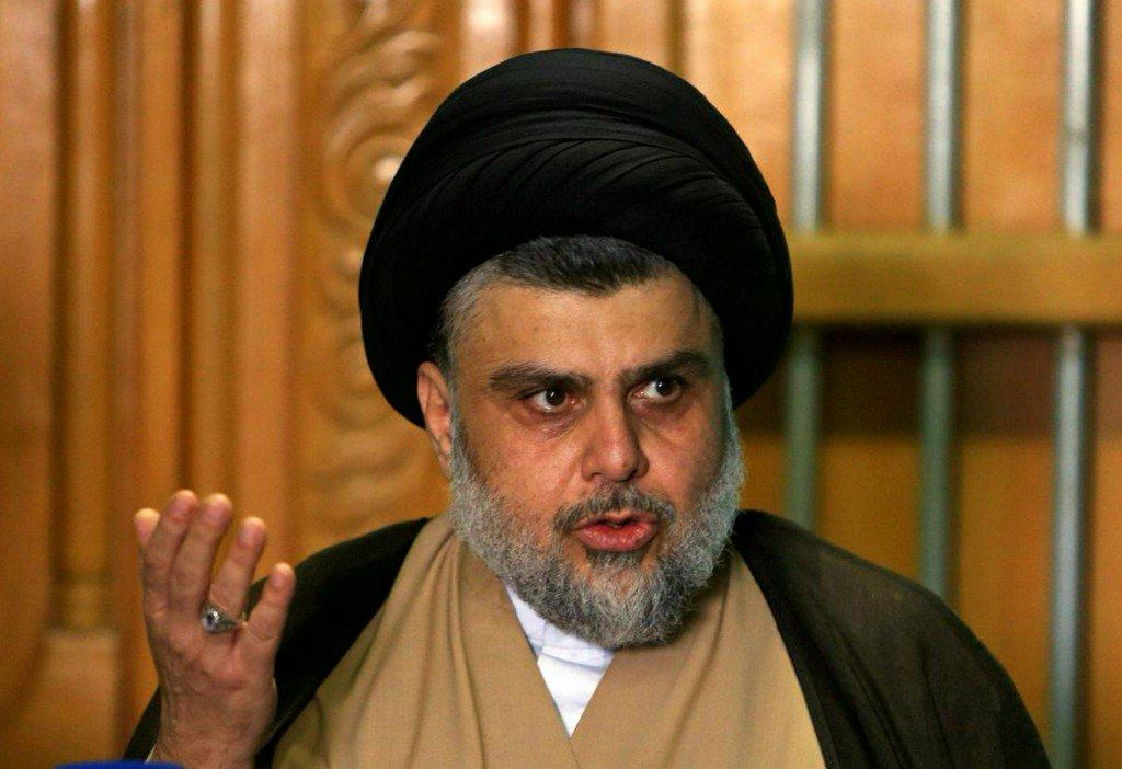 Iraqi cleric Sadr meets pro-Iran Amiri after election win https://t.co/0EUJvCsbd6 https://t.co/C7zh751cjB