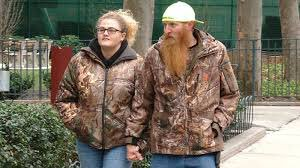 every dairy queen in a small town has a couple that looks like this