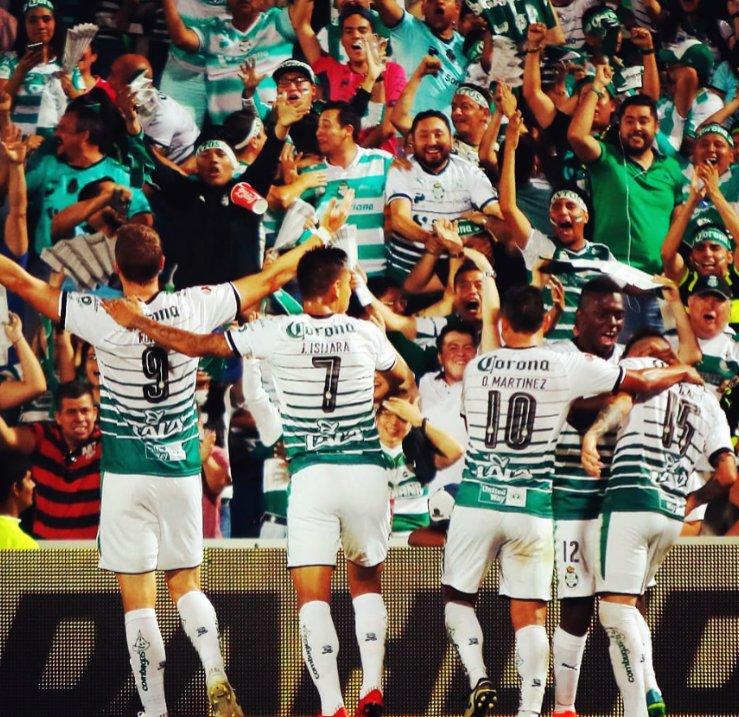 Santos Campeón ante Toluca