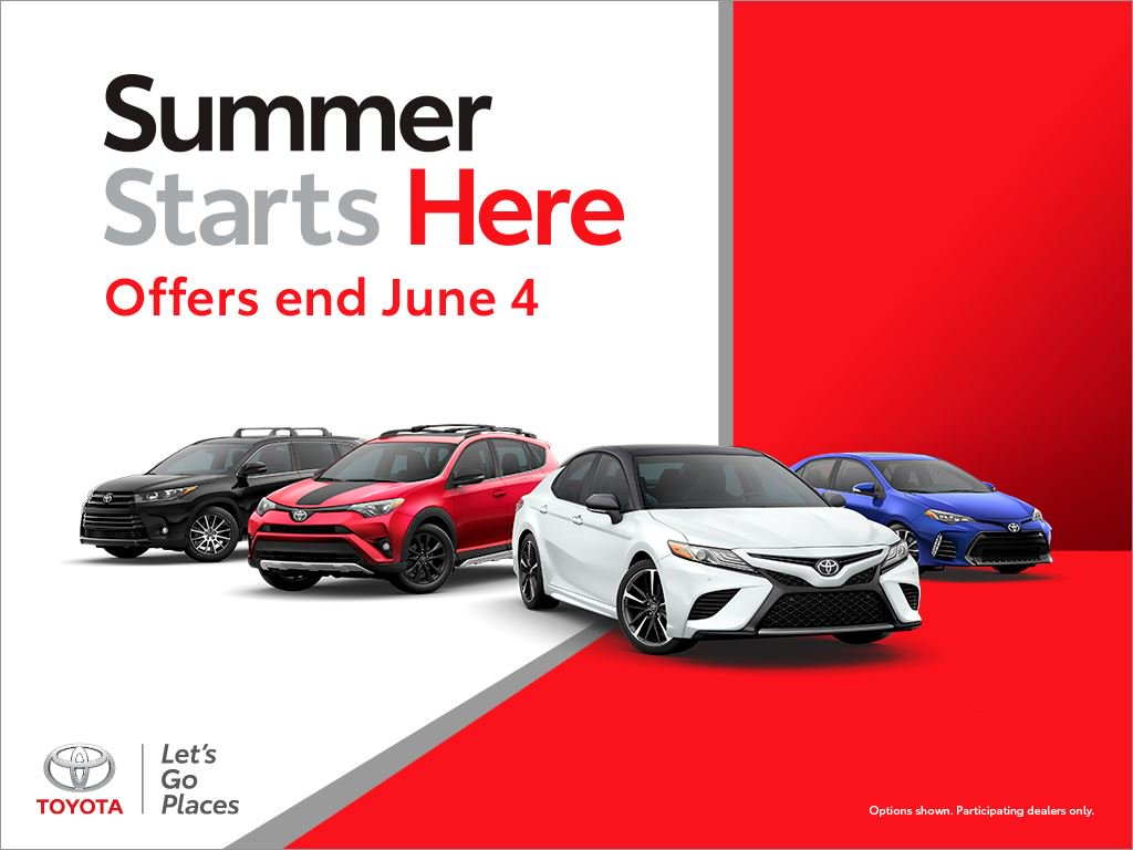 Amazing Incentives On Our Best Models   Donu0027t Miss Out On The Summer Starts  Here Sales Event. Visit Herb Chambers Toyota Of Auburn At  Http://bit.ly/2HKQNXd ...