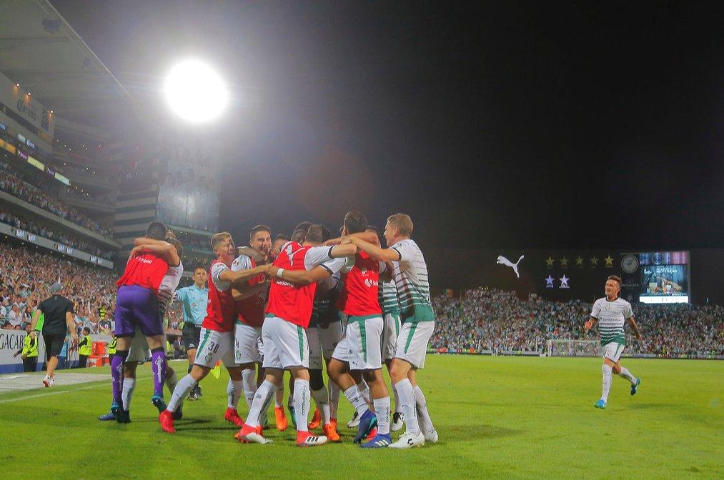 Santos se impuso en la Final de Ida, pero visitará el Nemesio Diez, estadio en el que Toluca no ha perdido esta temporada (6-3-0).